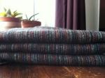 Wool woven wrap