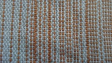 Plain weave close up